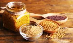 Горчичное масло: применение нерафинированного продукта в косметологии, кулинарии и медицине