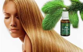 Сибирское масло пихты для волос: для укрепления локонов и борьбы с перхотью