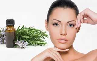 Применение масла розмарина для лица от прыщей, рубцов и пятен, при куперозе. Эффективные маски
