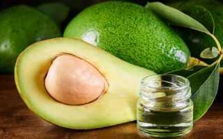 Масло авокадо для лица: уникальные свойства и применение в косметологии