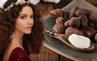Как использовать масло ши для волос