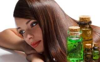 Самые эффективные масла для роста волос на голове