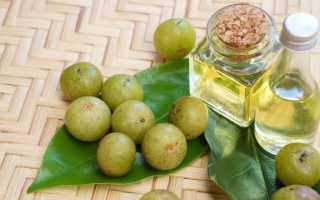 Применение масла амлы для волос: как использовать индийское масло правильно