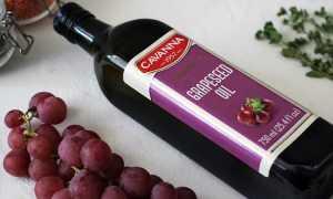 Можно ли использовать виноградное масло для еды, для жарки, в кулинарии? Как принимать внутрь?