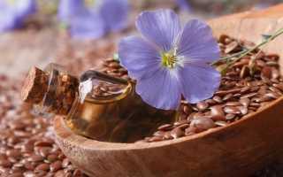 Льняное масло для тела: 8 способов применения в домашней косметологии