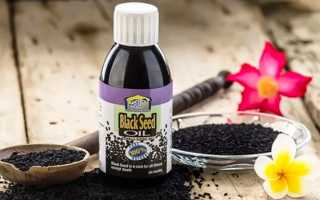 Применение масла черного тмина для волос: домашние рецепты
