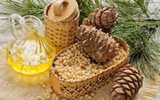 Кедровое масло: применение в народной медицине, домашней косметологии, кулинарии