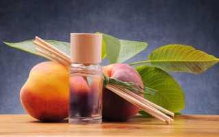 Применение персикового масла для нежной кожи лица