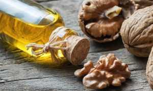 Масло грецкого ореха: польза, состав и лечебные свойства
