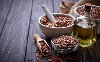 Способы применения льняного масла для кожи лица