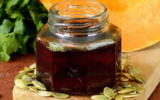 Польза тыквенного масла для лица: 7 действенных масок с маслом тыквы