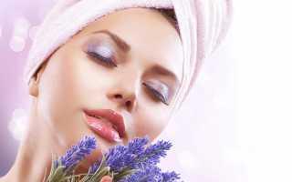 Ароматное масло лаванды для лица: рецепты от морщин и прыщей, маски для разных типов кожи