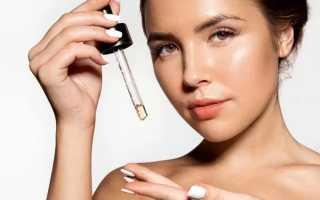 Базовое и эфирное масло для лица: для жирной кожи, проблемной и комбинированной