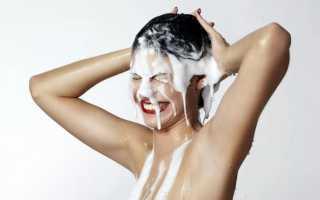 Эффективные рецепты, как смыть масло с волос в домашних условиях