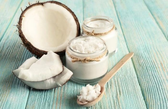 косметическое кокосовое масло для лица