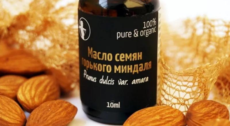 Масло семян горького миндаля