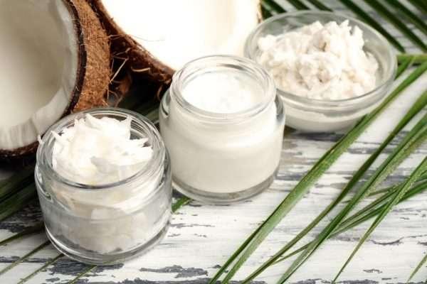 натуральное кокосовое масло для волос