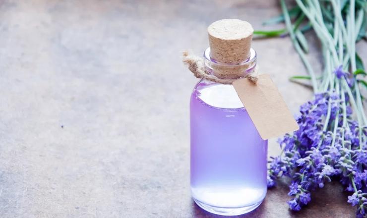 Эфирное масло лаванды для лица от морщин