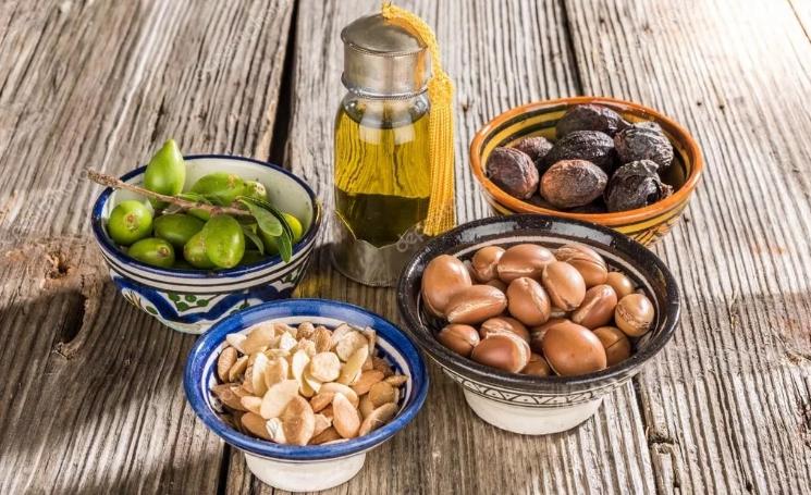 Марокканское аргановое масло