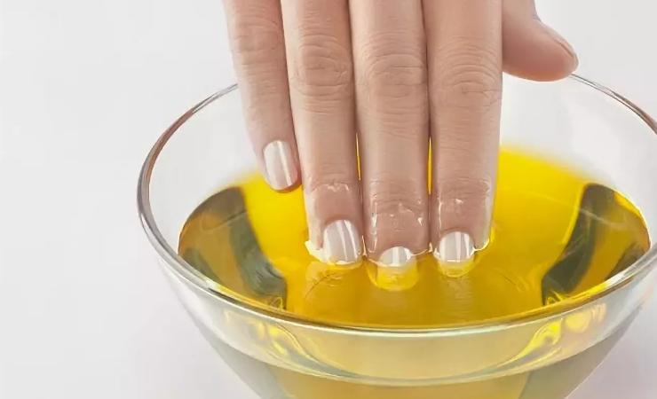 Льняное масло для рук
