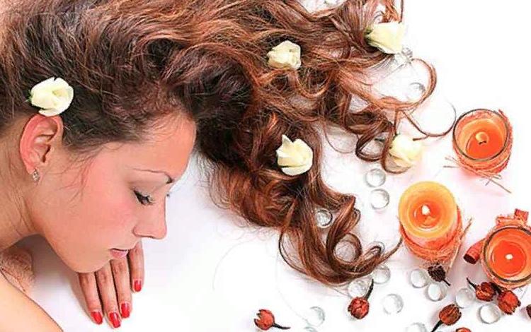 Шиповник для волос