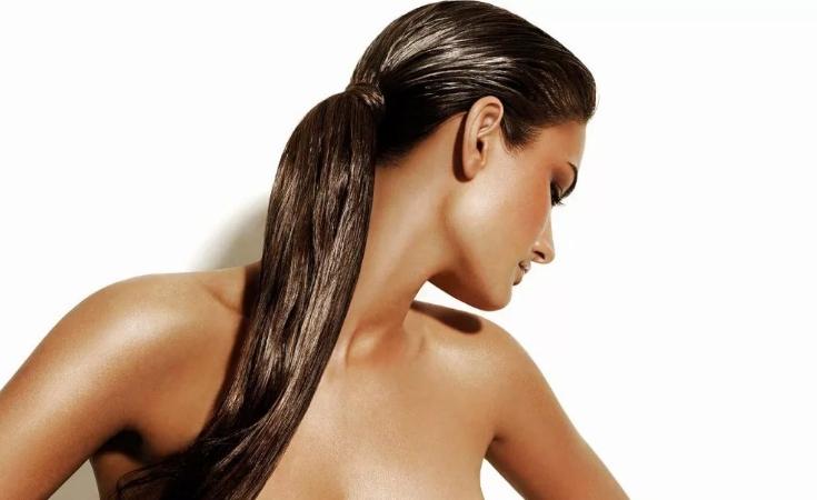 Укрепляющее масло для волос