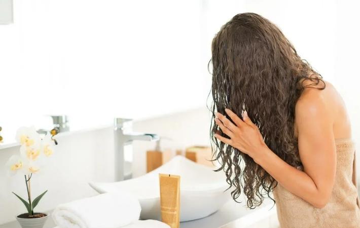 Как часто можно наносить масло на волосы