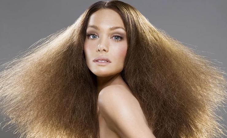 Восстанавливающее масло для поврежденных волос