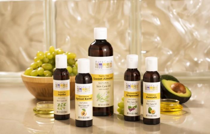 Базовые и эфирные масла для тела
