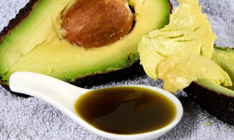 Нерафинированное масло авокадо
