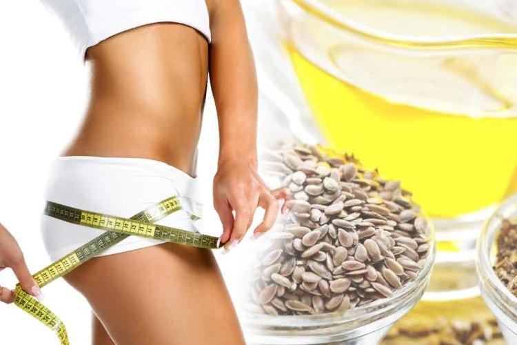 Льняное масло в капсулах для похудения