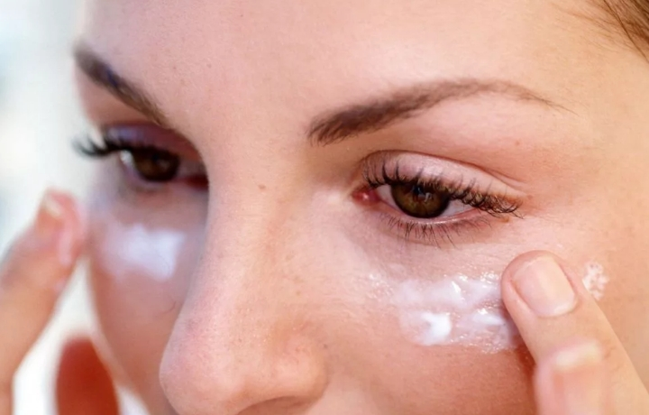 Маски с кокосовым маслом для глаз