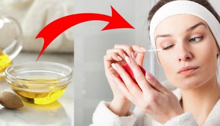 Советы по нанесению миндального масла на ресницы